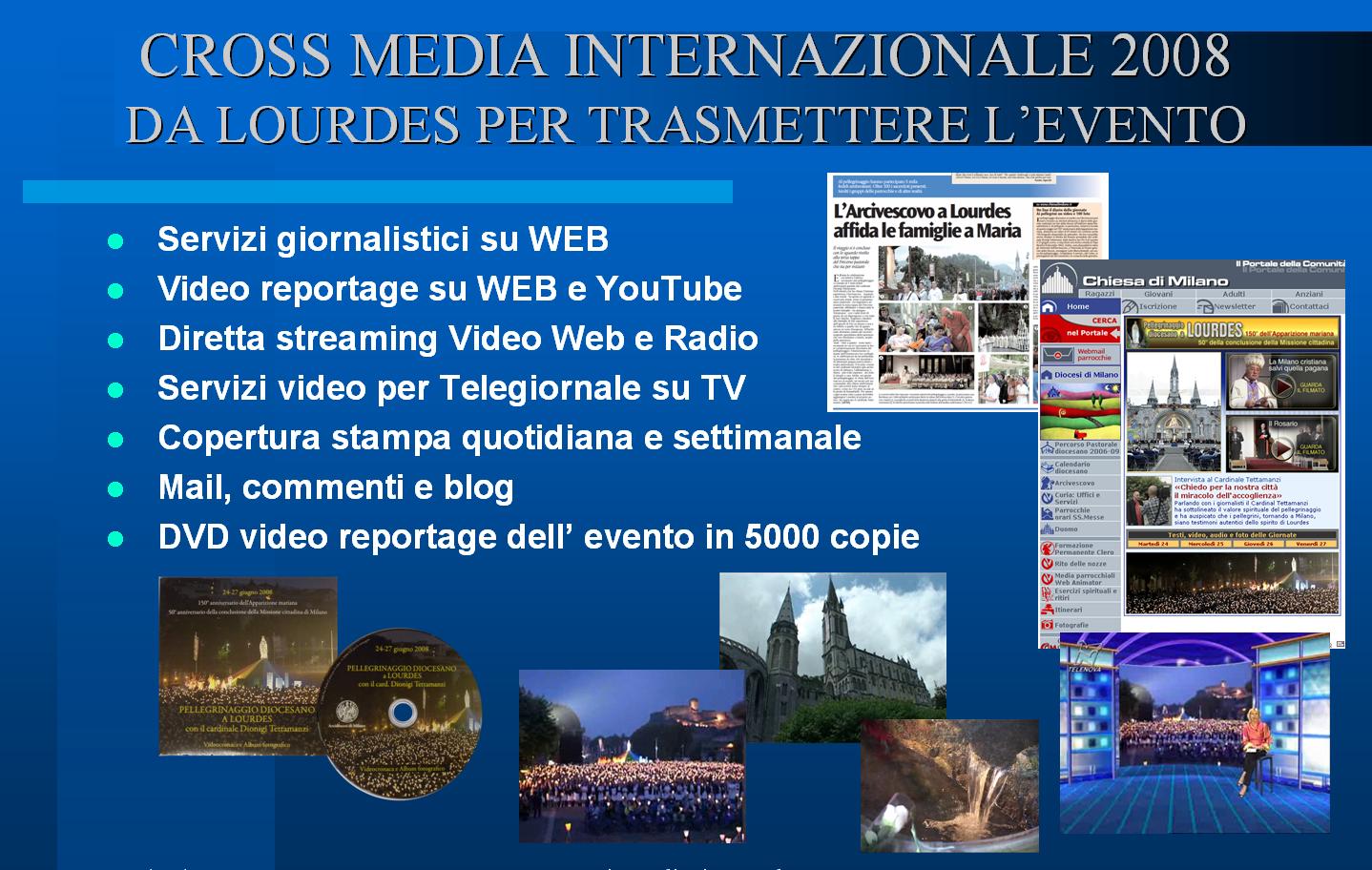 LourdesCrossMedia
